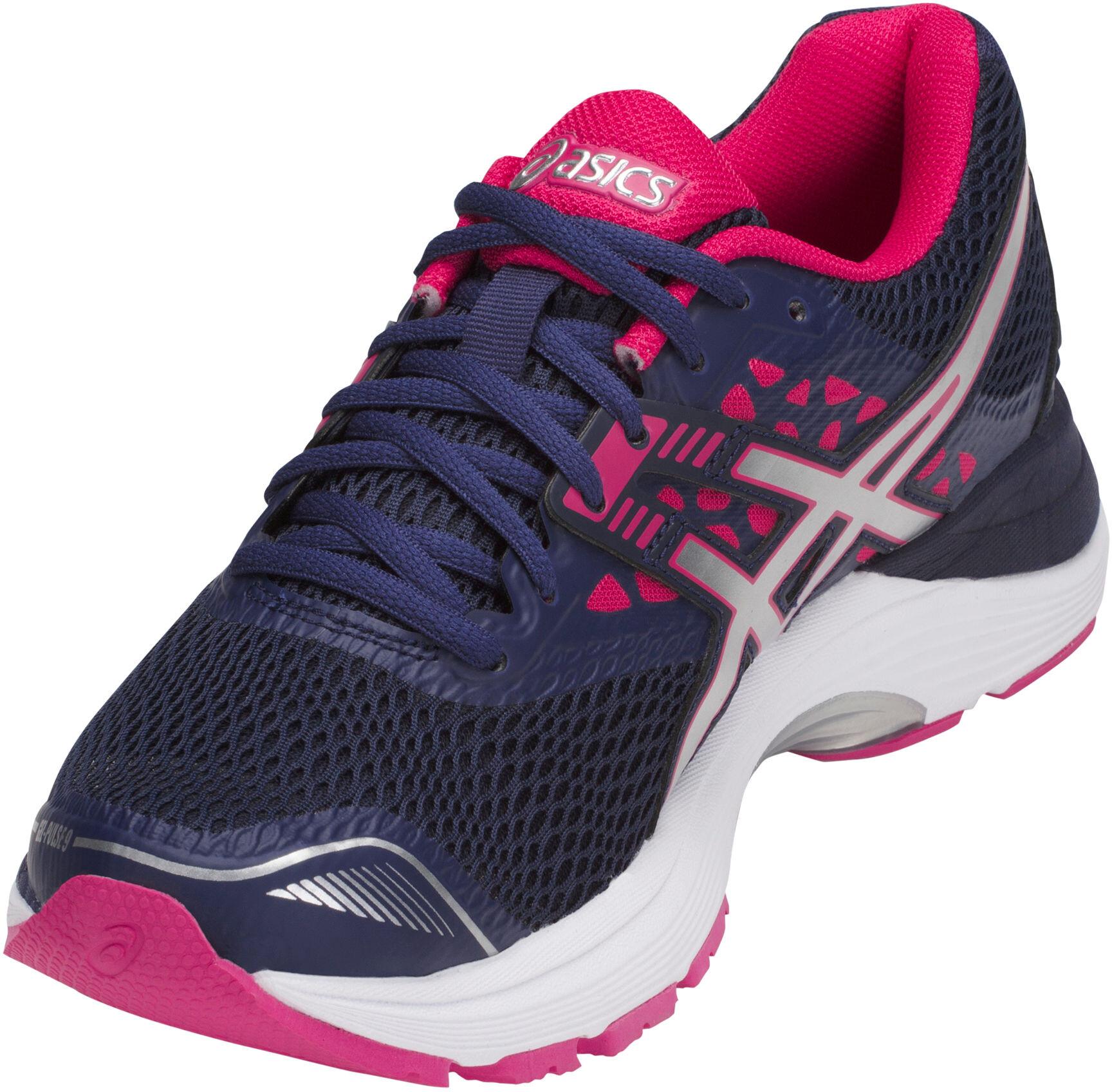 asics Gel-Pulse 9 - Chaussures running Femme - rose bleu sur CAMPZ ! 675497f6ebdf2